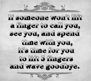 Обои на телефон волна, цитата, текст, друзья, время, spend, someone, goodbye