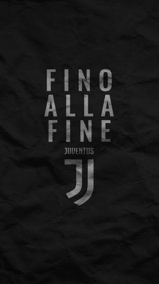 Обои на телефон футбольные клубы, отлично, ювентус, футбол, логотипы, juventus logo, juventus fc, fino alla fine, bianconeri