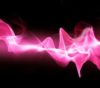 Обои на телефон розовые, поток, xperia s pink, xperia