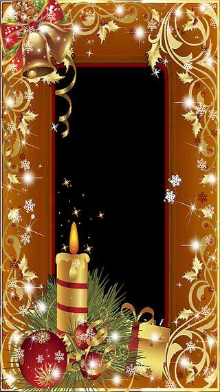 Обои на телефон рождество, карты, christmas card 001, 2019