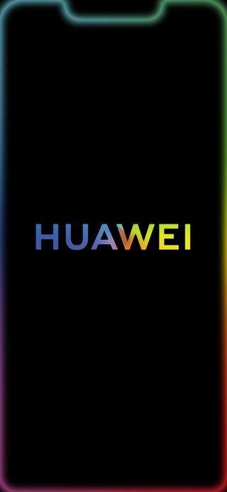 Обои на телефон выемка, хуавей, nova 3i, nova 3, notch nova 3 and 3i, huawei