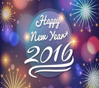 Обои на телефон год, счастливые, праздник, новый, 2016 new year, 2016