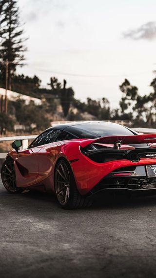 Обои на телефон mclaren, 720s, wondering, красые, машины, золотые, спортивные, америка, суперкары, макларен, гиперкар