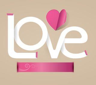 Обои на телефон сердце, розовые, новый, любовь, z2, s5, s4, s3, m8, love