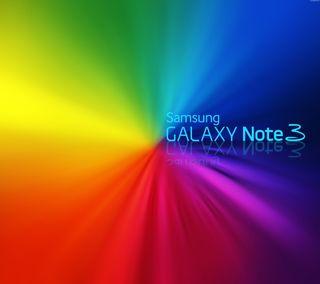Обои на телефон цветные, самсунг, логотипы, галактика, samsung, note3, galaxy