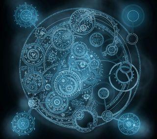Обои на телефон alchemy, alquimia, transmutaao, alchemy circle, абстрактные, крутые, приятные, простые, круги