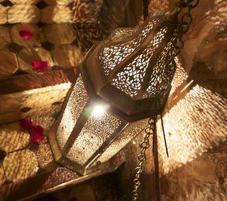 Обои на телефон цветы, свет, рамадан, tent