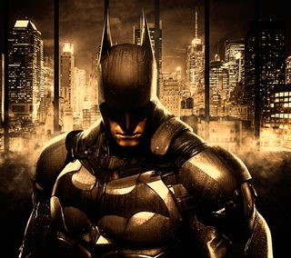 Обои на телефон arkham knight, hd, бэтмен, игры, рыцарь, аркхем