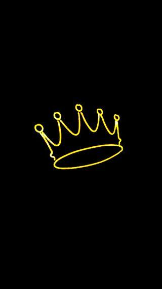 Обои на телефон корона, король