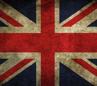 Обои на телефон флаг, англия