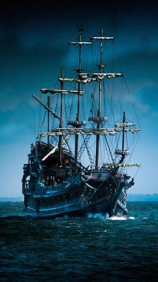 Обои на телефон пираты, корабли, море, pirates ships, hd