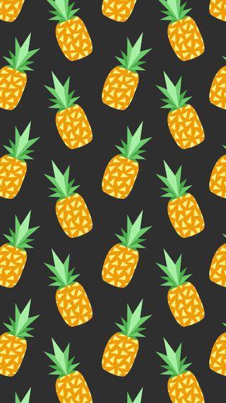 Обои на телефон эпл, сосна, ручка, ананас, pineapples, apples, apple