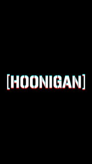 Обои на телефон сбой, черные, кен, блок, hoonigan