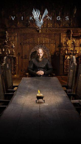 Обои на телефон замечательный, страшные, последние, дом, викинги, вид, zee, zash