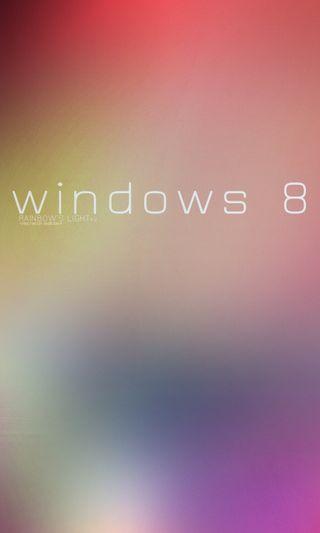 Обои на телефон цветные, windows 8, windows, abstrac