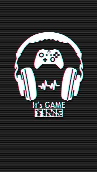 Обои на телефон сбой, экран, игра, дом, геймер, время, блокировка, game time