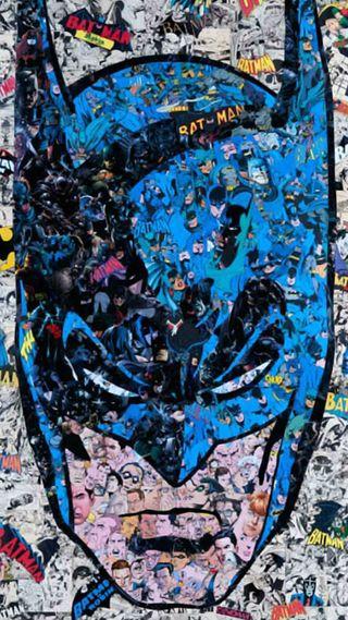 Обои на телефон летучая мышь, супер, синие, марвел, комиксы, герой, бэтмен, marvel, man, good, dc