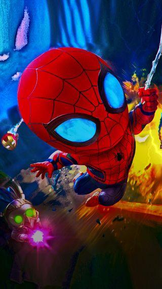 Обои на телефон паук, марвел, spider man, marvel, man
