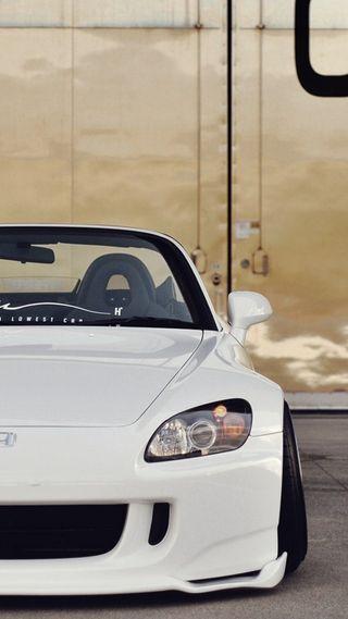 Обои на телефон японские, хонда, белые, white s2000, jdm, honda