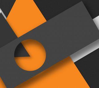 Обои на телефон формы, геометрические, текстуры, оранжевые, материал, абстрактные, geometric textures