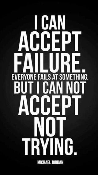 Обои на телефон эпичные, неудача, мотивация, знаки, trying mj, i can accept, accept, 2016