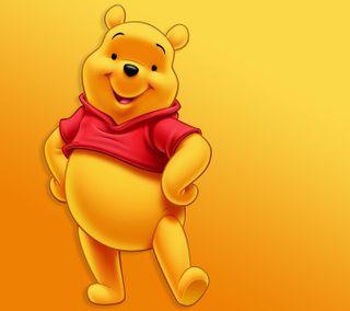 Обои на телефон пух, медведь, pooh bear, hd