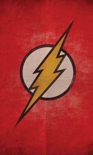 Обои на телефон логотипы, скорость, символ, флэш, освещение