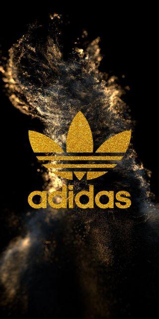 Обои на телефон черные, самсунг, пыль, оригинальные, новый, логотипы, золотые, адидас, call, samsung, adidas