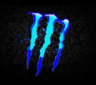 Обои на телефон энергетики, monster energy, dsc