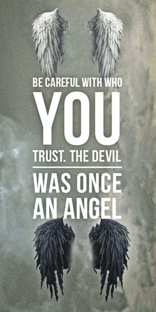 Обои на телефон надежда, цитата, ангел, quotations