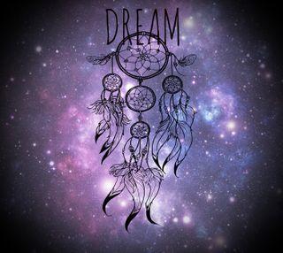 Обои на телефон мечта, цветные, ловец снов, арт, art