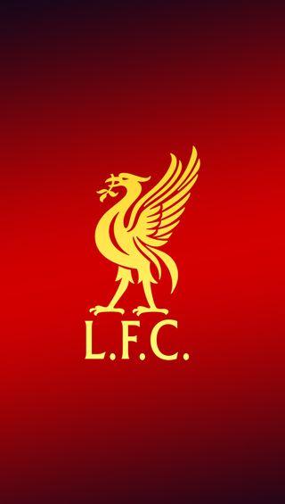 Обои на телефон футбольные клубы, ливерпуль, vbd