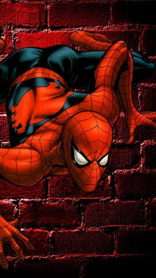 Обои на телефон удивительные, человек паук