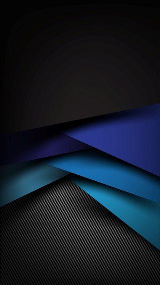 Обои на телефон серебряные, черные, синие, серые, военно морские, абстрактные, s7