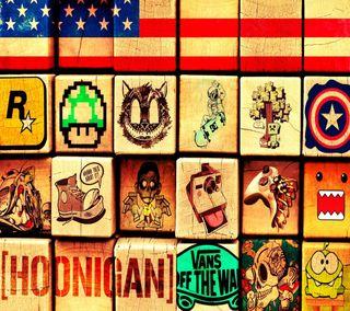 Обои на телефон марио, флаг, майнкрафт, логотипы, лего, игры, дерево, американские