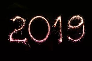 Обои на телефон фейерверк, новый год, абстрактные, 2019 firework