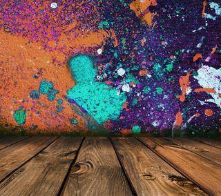 Обои на телефон граффити, фон, стена, деревянные, абстрактные, wooden planks, abstract wall