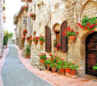Обои на телефон успех, надежда, улица, итальянские, italian street