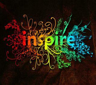 Обои на телефон слово, радуга, поговорка, красочные, вдохновляющие
