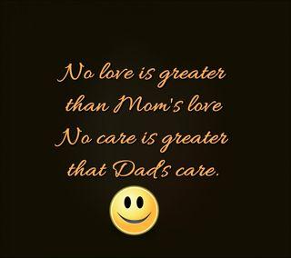 Обои на телефон цитата, поговорка, отец, новый, мама, любовь, крутые, знаки, забота, жизнь, mom and dad, love, greater