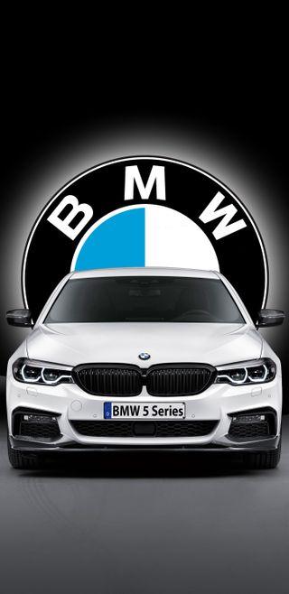 Обои на телефон ряд, машины, логотипы, бмв, bmw 5 series, bmw, 5 series, 5 er