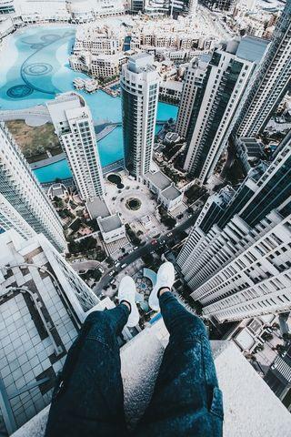 Обои на телефон 4k, faal, hd, roofing, новый, город, романтика, мир, арабские, современные, вид