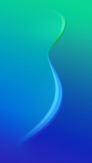 Обои на телефон цветные, стандартные, абстрактные, oppo, color os, 1080p