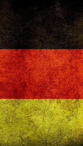 Обои на телефон германия, флаг, zedgeoktober