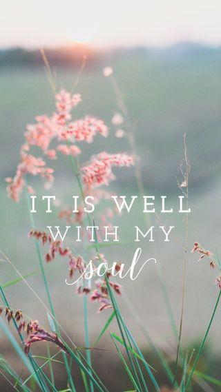Обои на телефон позитивные, цветы, христианские, оно, мой, милые, душа, духовные, ветер, luvujesus, it is well with my soul, cute christian wallpaper, christian wallpaper
