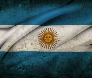 Обои на телефон аргентина, флаг, другие, argentina flag
