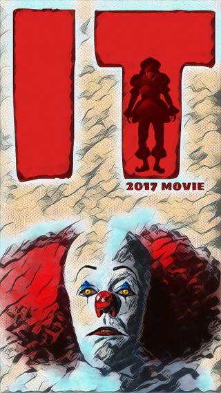 Обои на телефон фильмы, ужасы, пеннивайз, оно, клоун