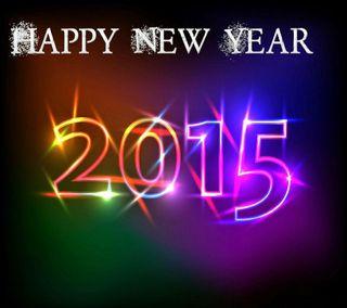Обои на телефон пожелание, счастливые, новый, год, happy new year 2015, happi, 2015