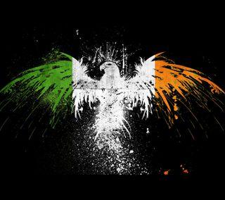 Обои на телефон англия, флаг, ирландия