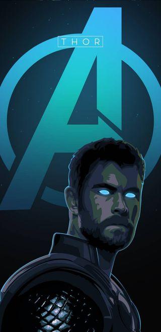 Обои на телефон финал, тор, мстители, конец, игра, vengadores, thor avengers